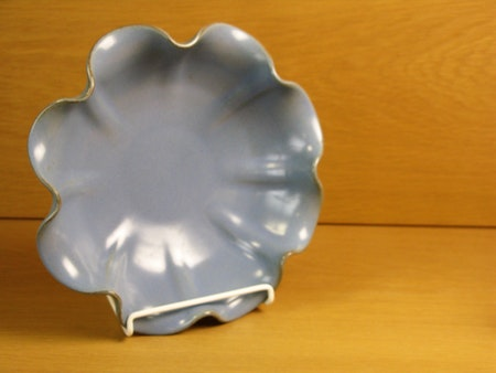 light blue blomma bowl 289