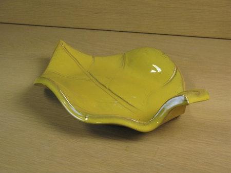 yellow bowl 138