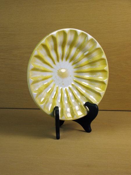 yellow bowl 134