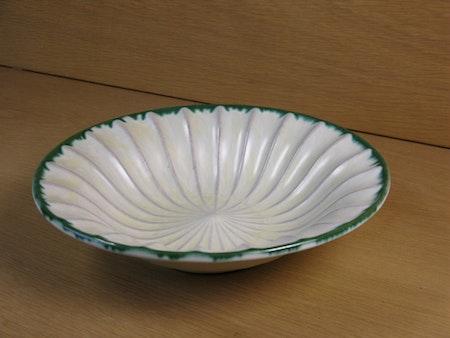 greyish/green bowl 142