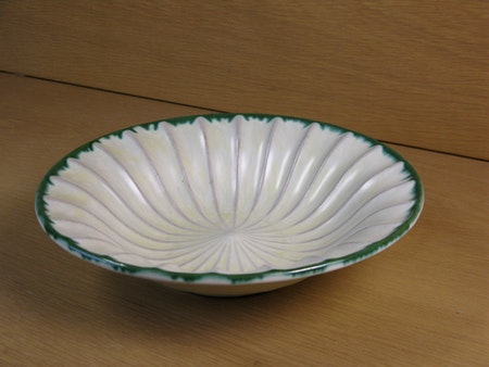 greyish/green bowl 142