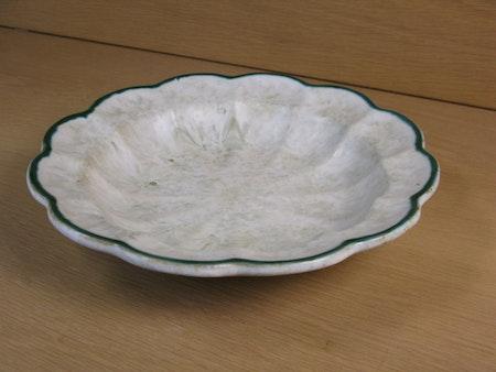 greyish/green bowl 77