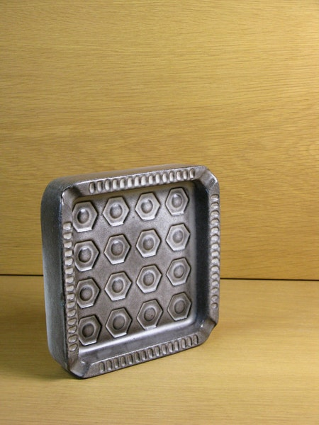 grey ashtray 43130/195