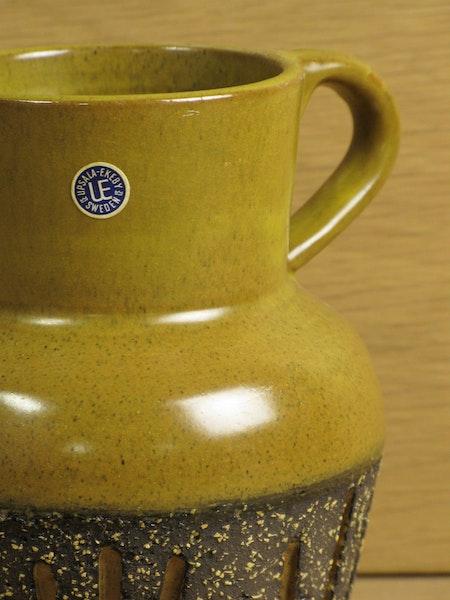 Yellow Tokyo vase 4073m
