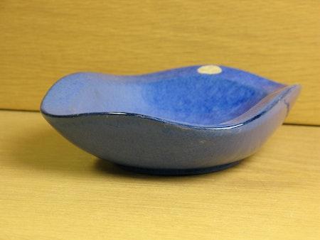 blue ashtray 58