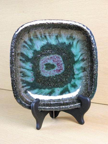 dark greenish bowl 4113