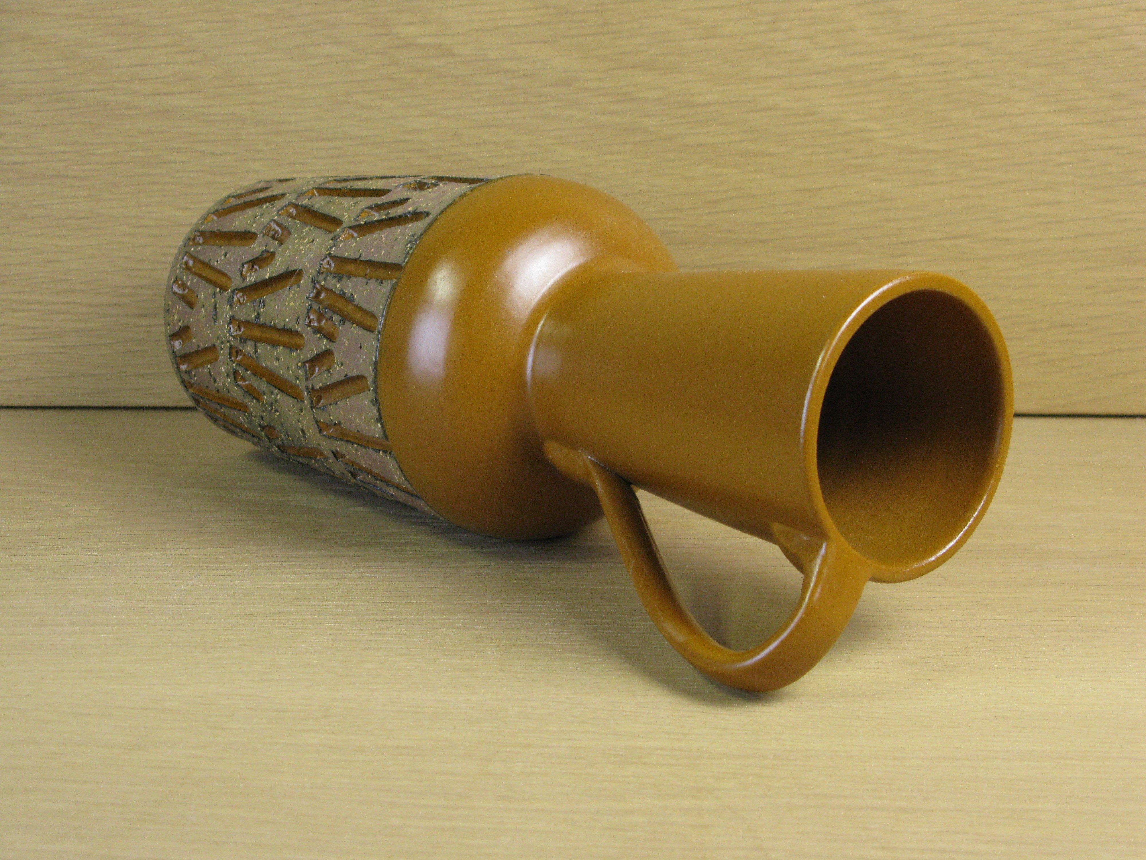 Orange Tokyo vase 4075m