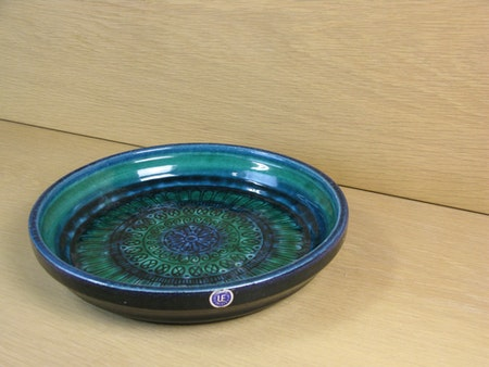 blue/green bowl 1029/110-2