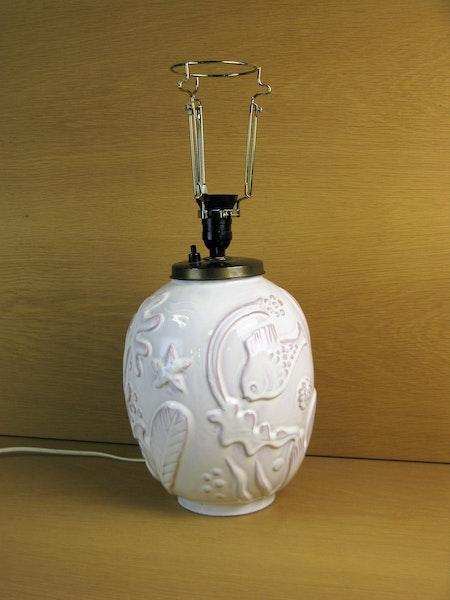 white table lamp 221