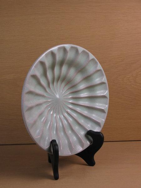 light green bowl 134