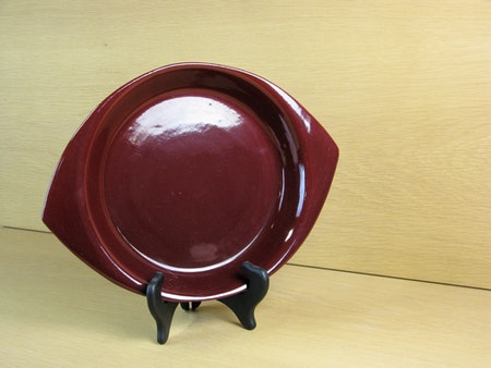 burgundy new fyris bowl 13