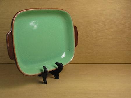 gästis brown/green bowl 11
