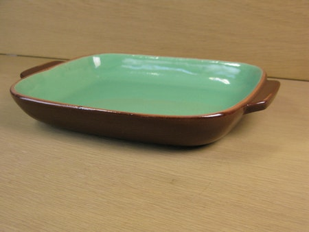 gästis brown/green bowl 11