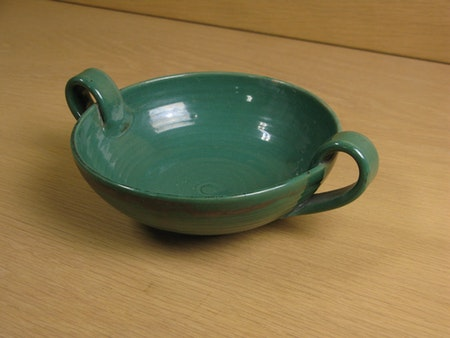 dark green bowl 2280