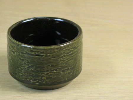 tea green sugar bowl 4115m sold