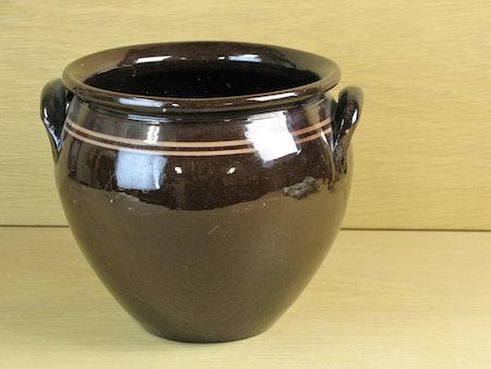 brown jar 2,5 liter