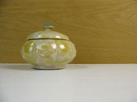 yellowish/green  bonbonjär 3
