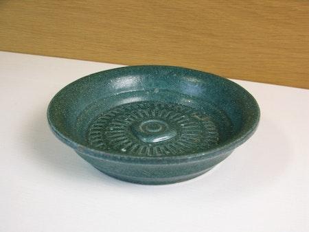 green ashtray 43130/350m