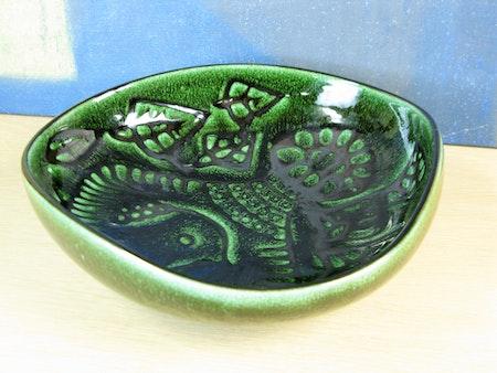 rare java bowl 5004