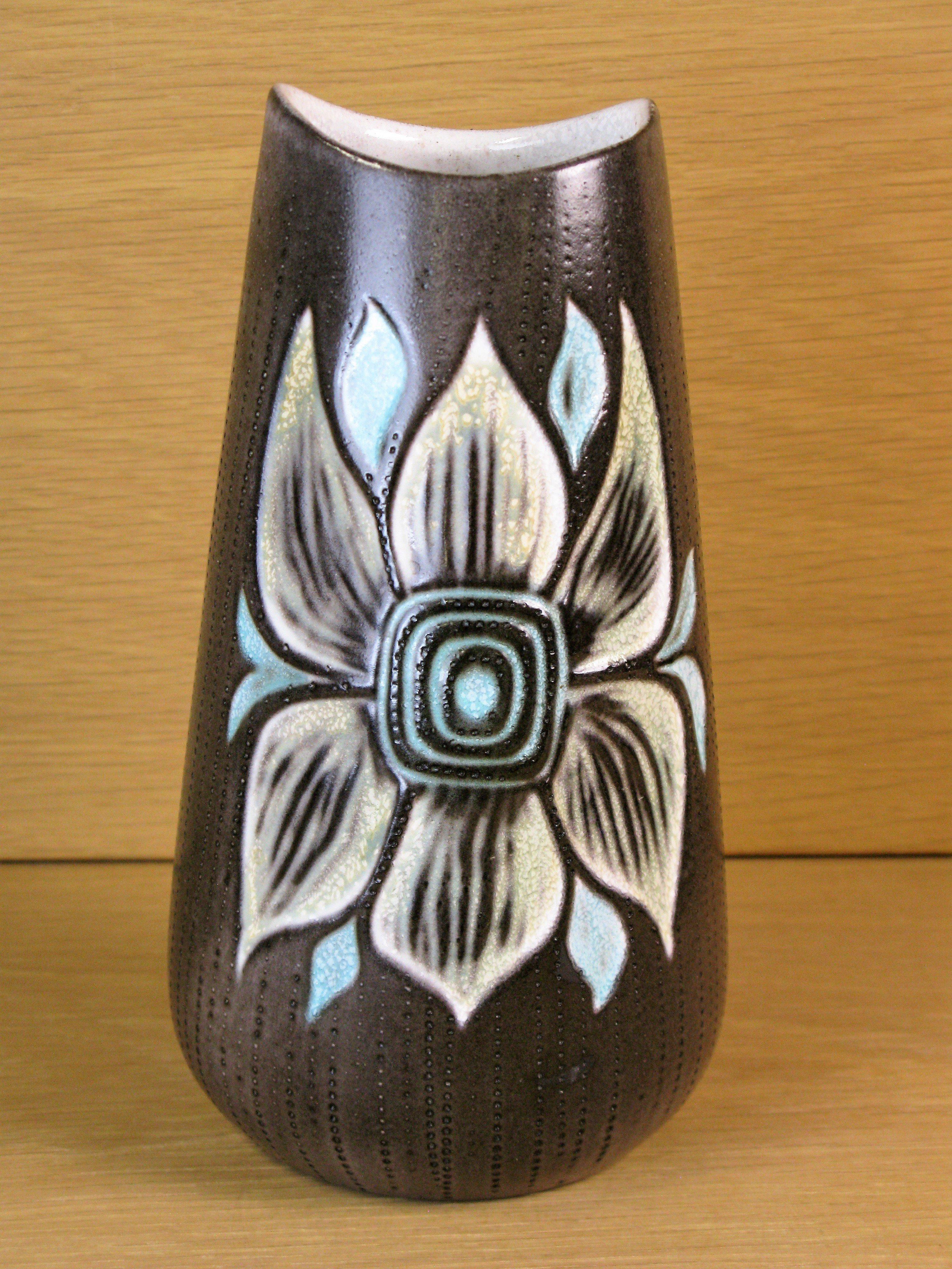 solblomma vase 4461