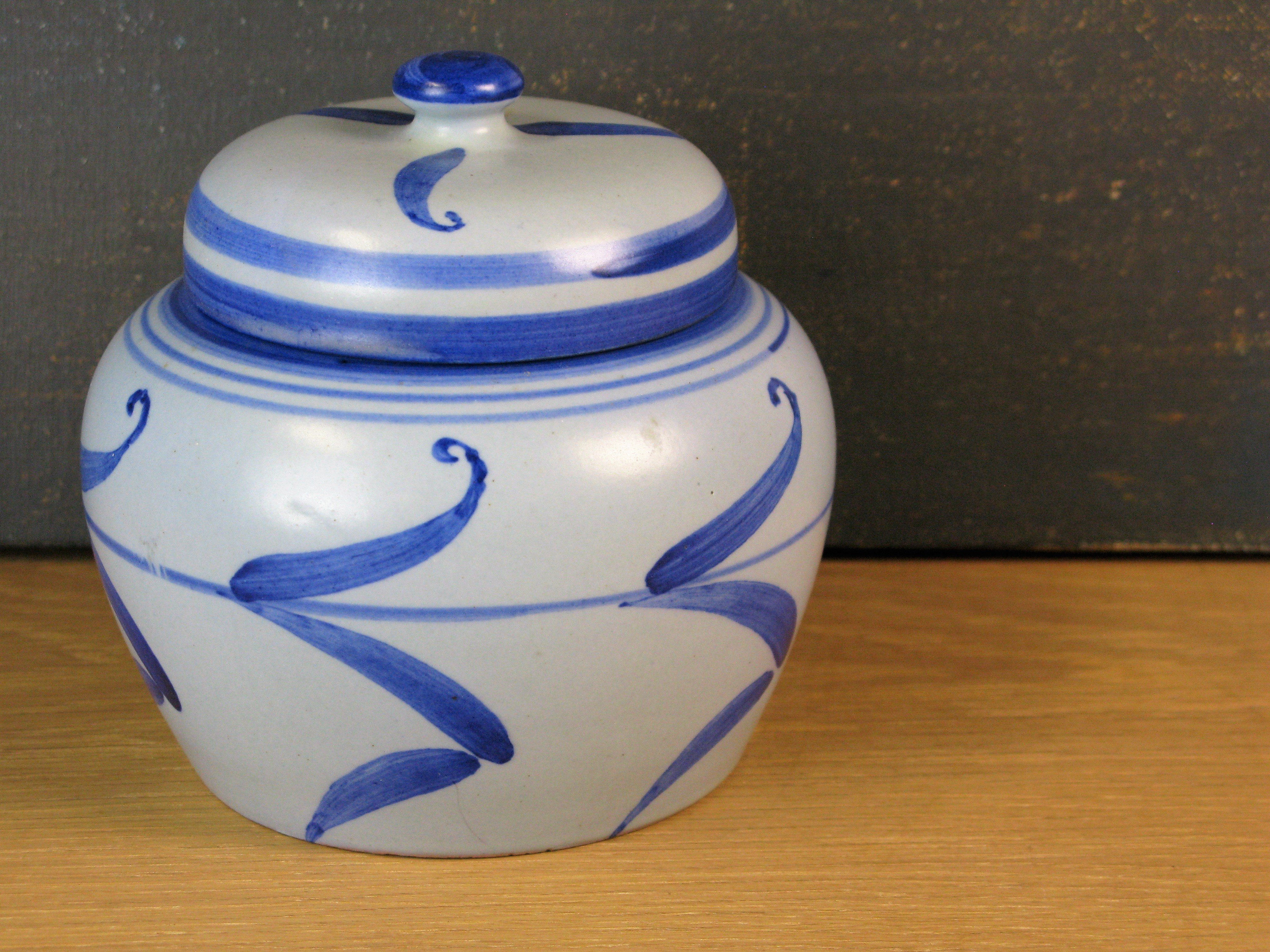 tea jar 1828