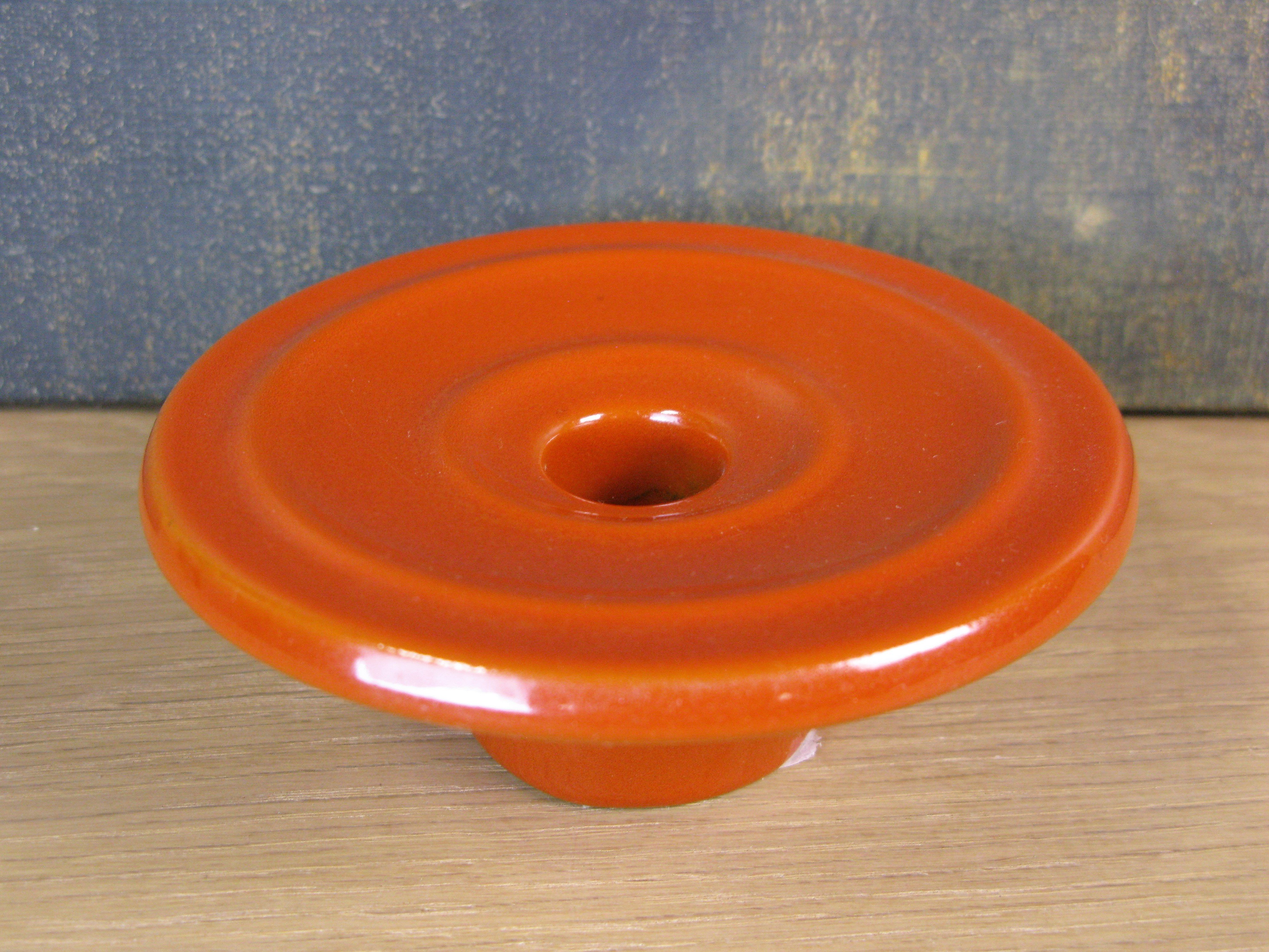 orange candlestick 8008m