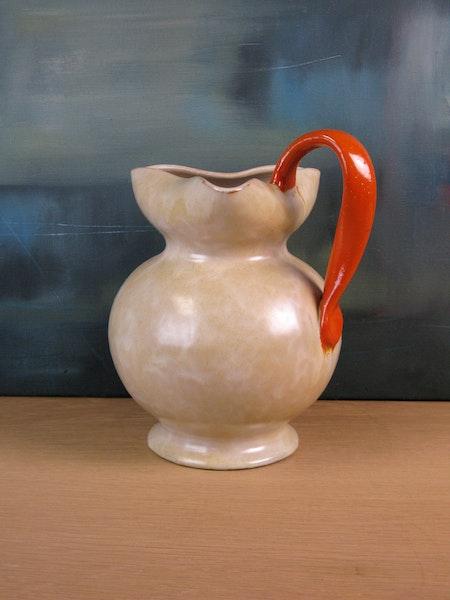 large yellowish/orange jug 2205