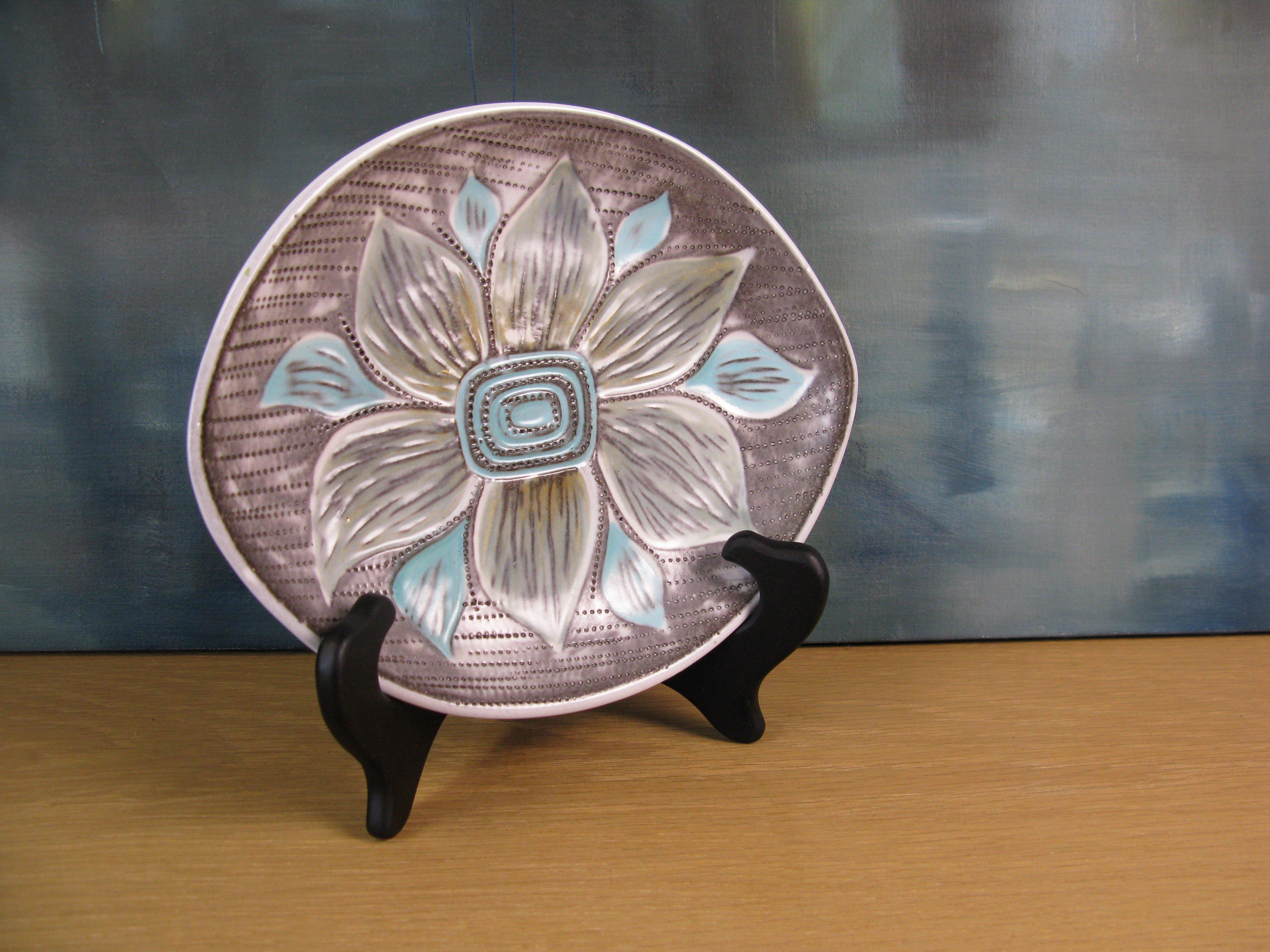 solblomma plate 4457