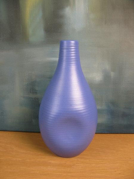 blue vase 164 sold