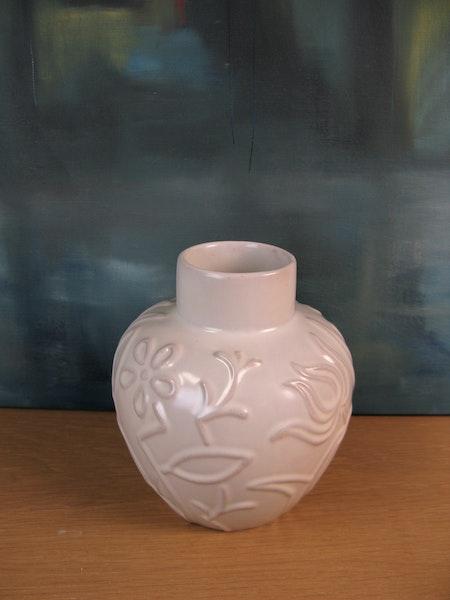 white vase 440