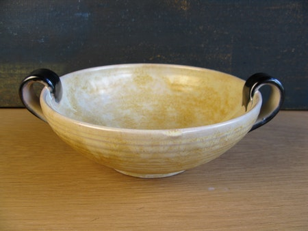 vanilla/black bowl 2280