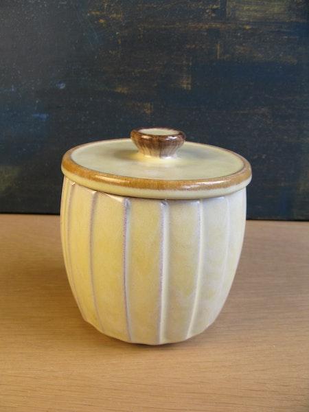 vanilla relief tobacco jar