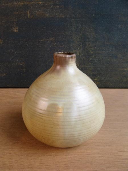 brownish vase 3131