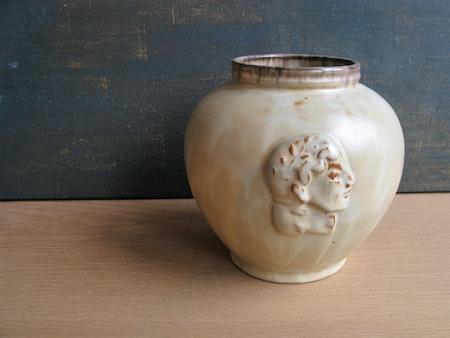 brownish vase 60