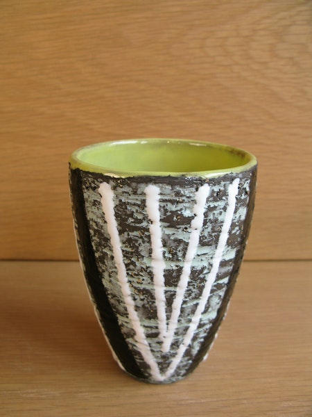 progresso patterned vase 2336