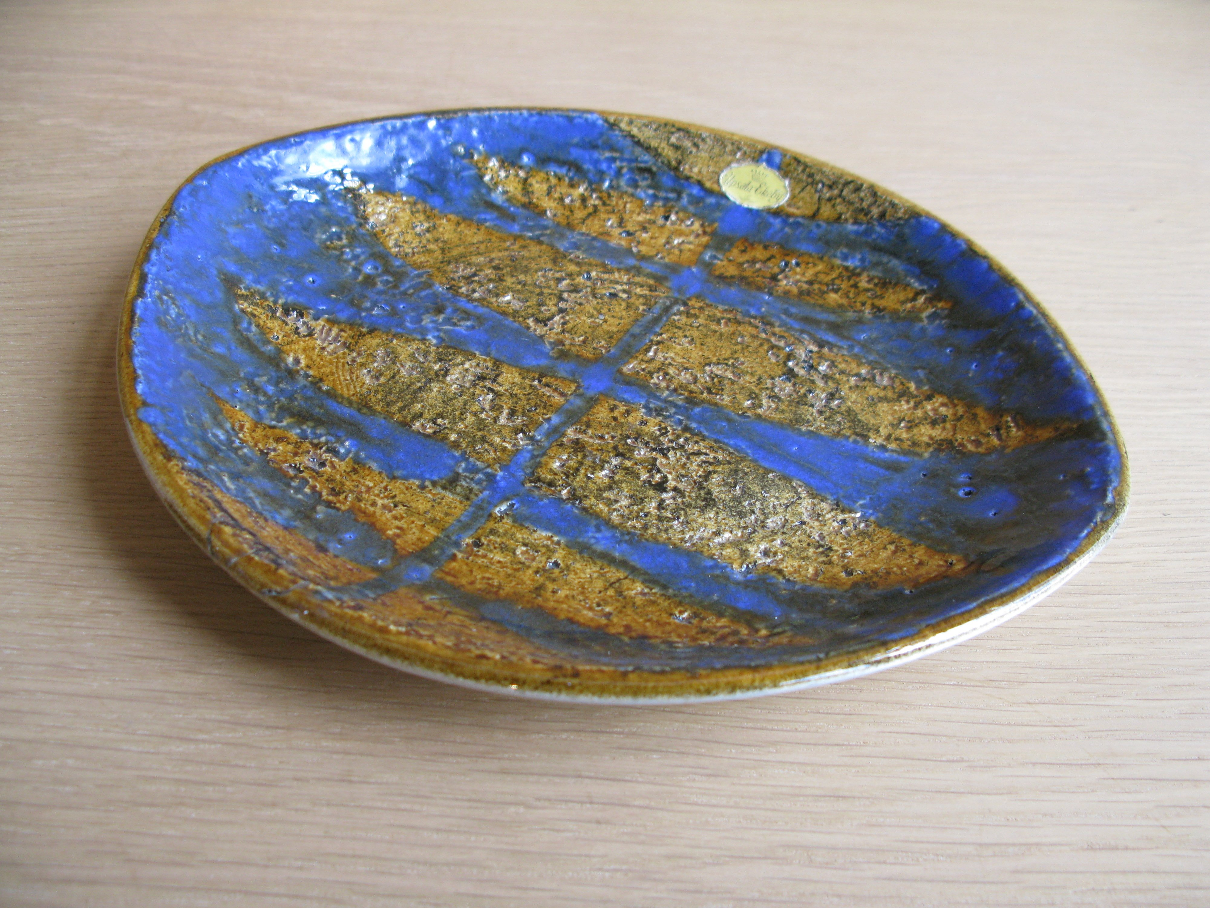rubus plate 4463