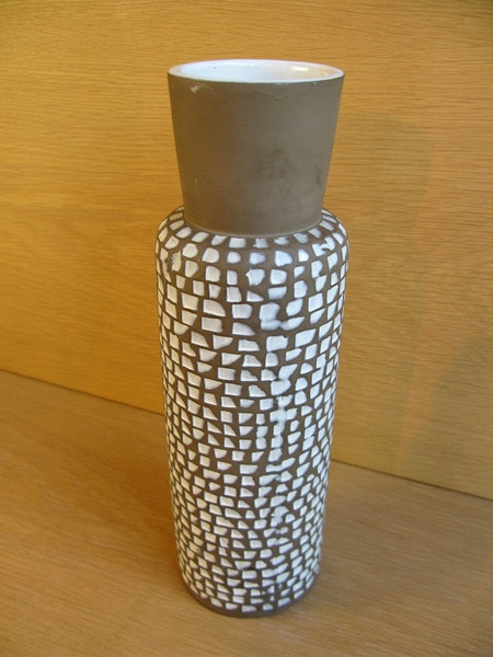 mosaic vase 43130/849