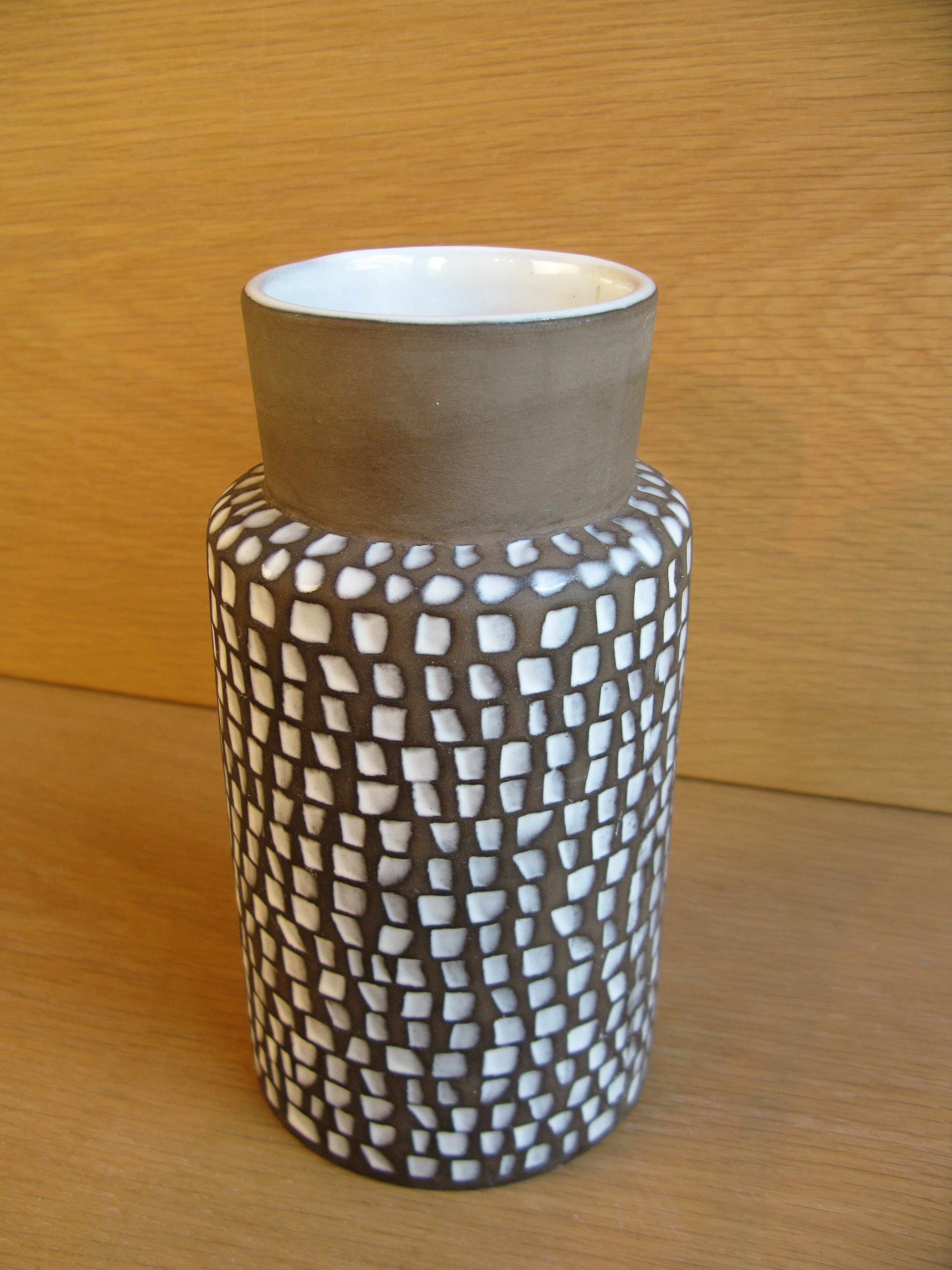 mosaic vase 43130/848 sold