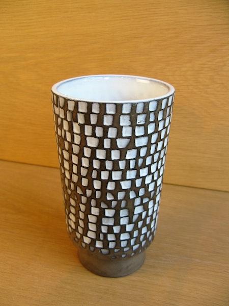 mosaic vase 43130/847 sold