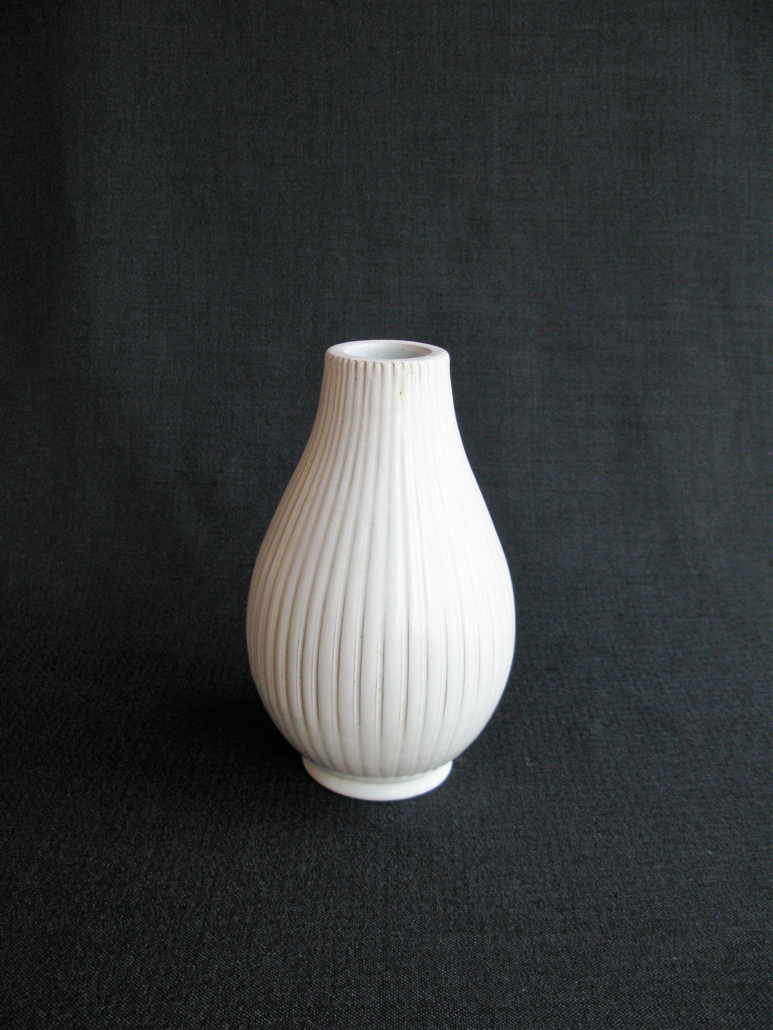 white vase 426 sold