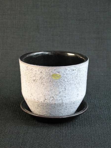 grey hyacint flowerpot 2598