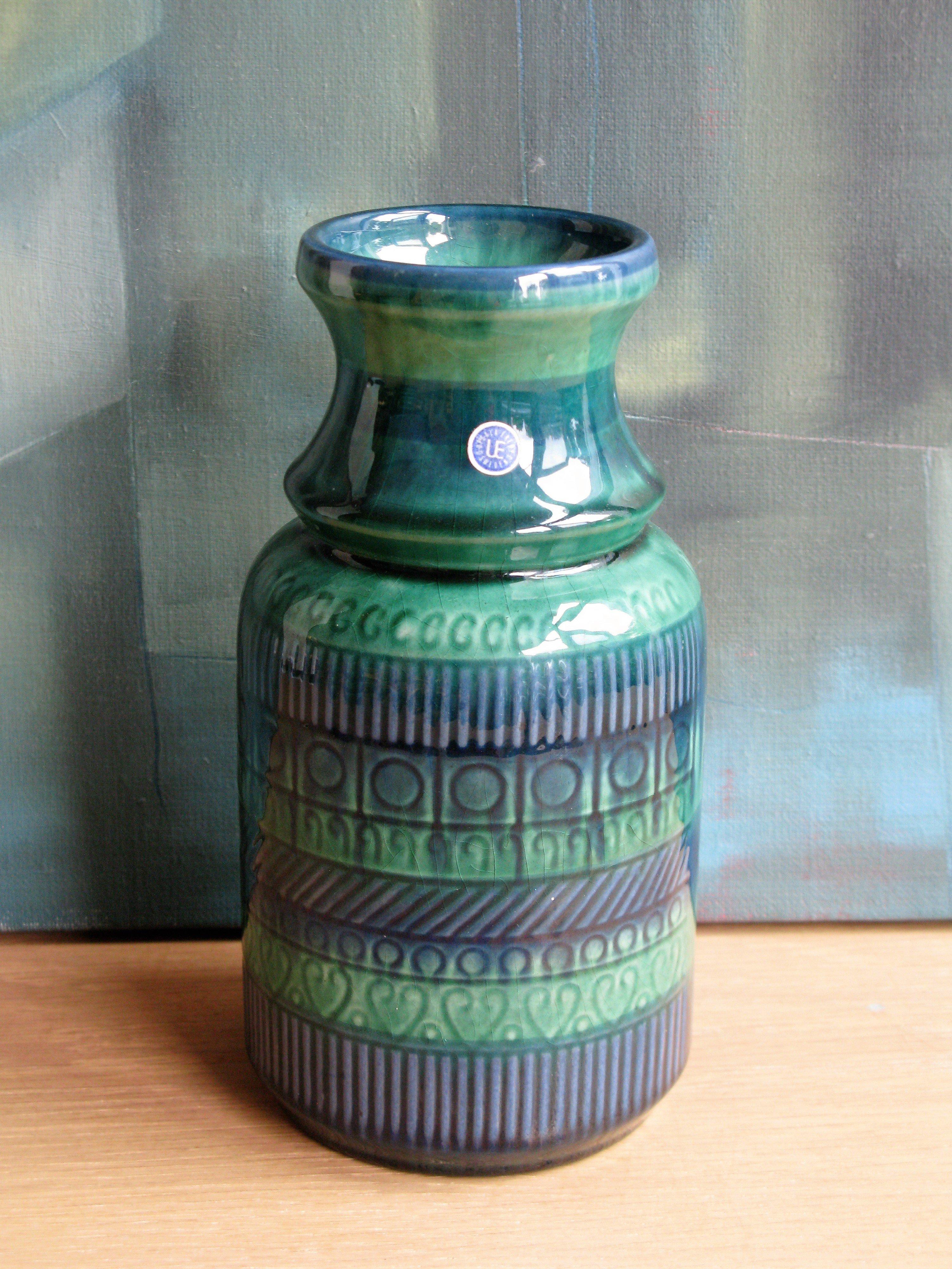 blue/green vase 1034110/3