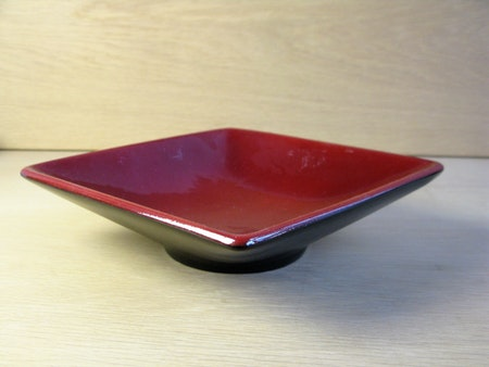 red/black bowl 361