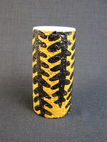 tiger vase 4401