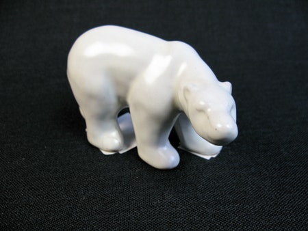 white polar bear 71 sold