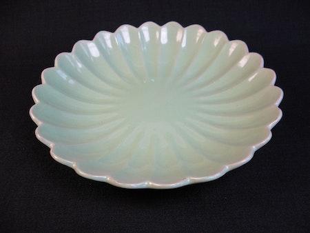 light green bowl 184 sold