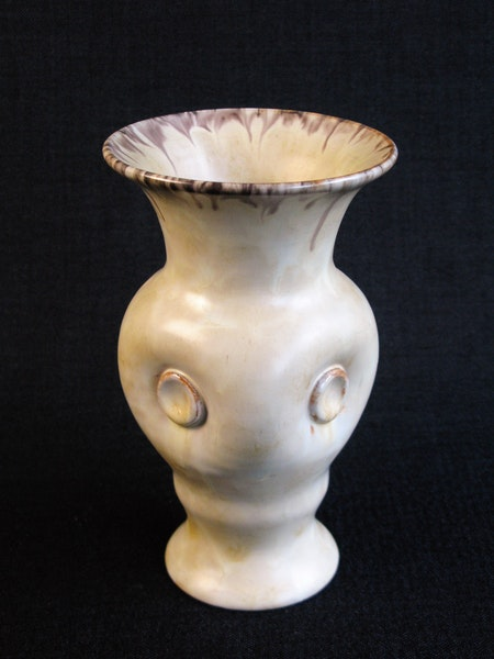 brownish vase 2027