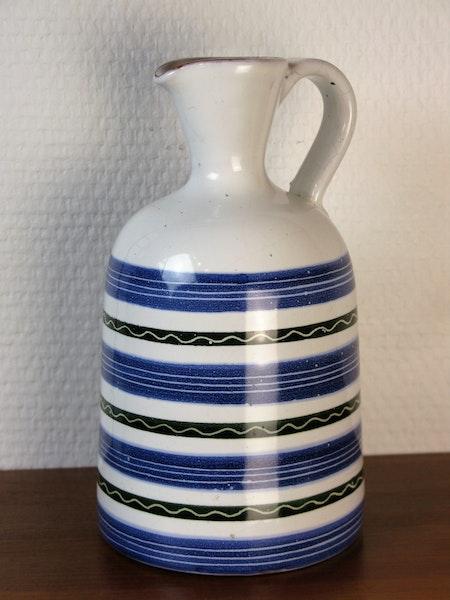 white/ blue krus 95