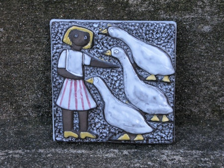 sagoland wall plate 4330/756
