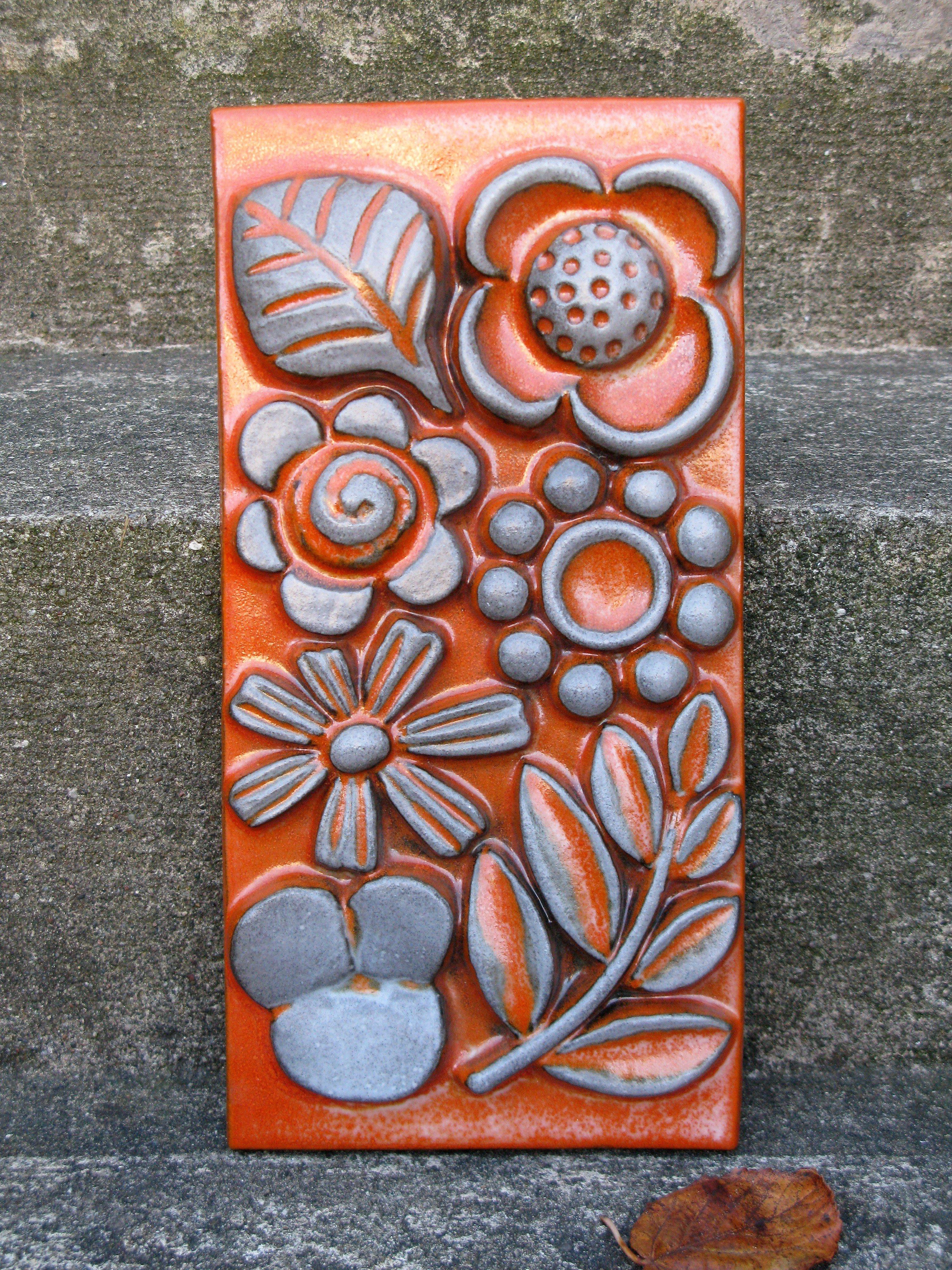 fleur wall plate 0111t